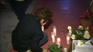 Memorials grow for victims of mass shooting