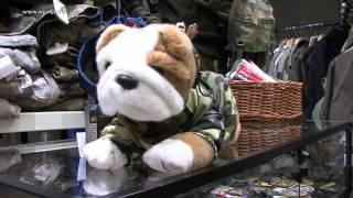 FORCE'AGE. Магазин униформы НАТО.