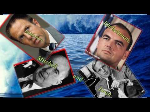 #01PPI Haldeman, Ehrlichman, Mitchell and Dean