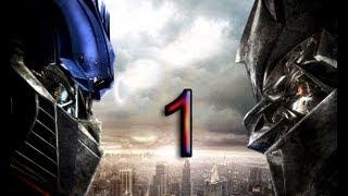 Прохождение Transformers: The Game [Автоботы] [Пригород: Раздел 1]