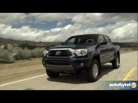 2012 Toyota Tacoma Test Drive & Truck Review