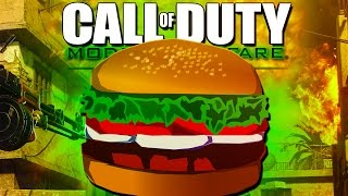 FAST FOOD IS LIFE! - Call of Duty Modern Warfare Remastered!