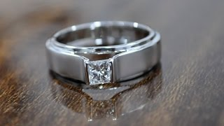 HOW MUCH WILL A 2CT PRINCESS CUT DIAMOND ENGAGEMENT RING COST - SEATTLE