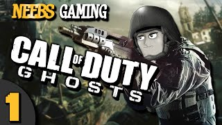 Call of Duty: Ghosts - Eating Dog? - Part 1
