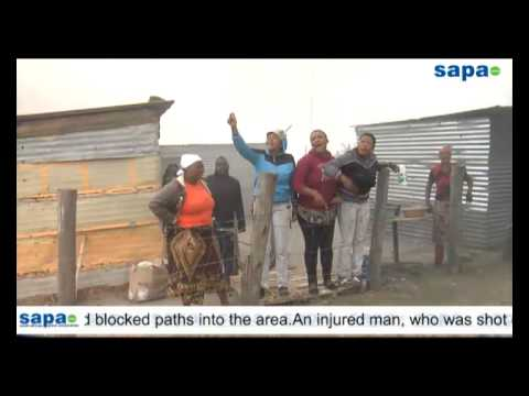 Marikana Police Raid.mp4