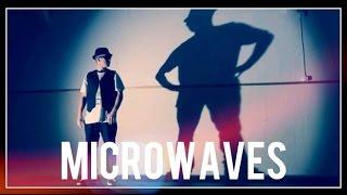 Como Bailar Dubstep | Microwaves | Como bailar Dubstep Popping Dance paso a paso en Español