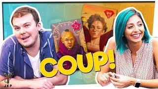 Tiff is the Master of Deception | Coup ft. Steve Greene