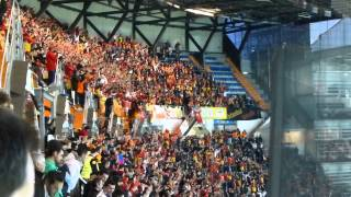 UltrAslan Bernabéu (3). Real Madrid - Galatasaray HD