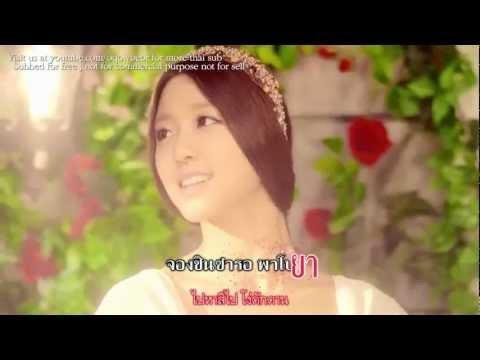 [MV] AoA - Get out [Karaoke Thai sub]