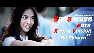 2016 Sansaraye Pura HipHop Remix by DJ Thisaru Thumbnail