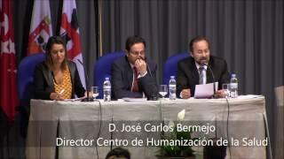 Acto de inauguración XXII Jornadas Humanización de la Salud