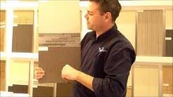 Allen Tile Flooring Contractor and Tile Company Eleganza Tile Contemporary Groove:Porcelian $2.99SF