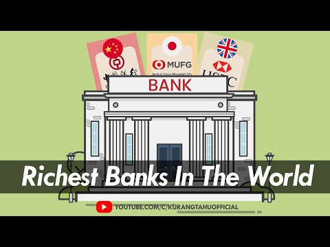 Top 15 Richest Banks In The World 2021 By Total Assets