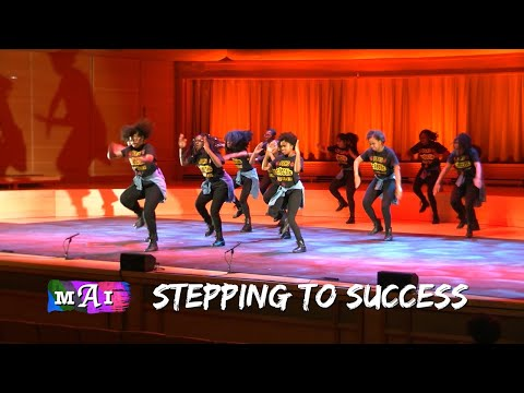 Paint Branch High School Eclectic Steppers To Perform at Strathmore