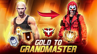Free Fire Live Road To Top Grandmaster Rank push with Actionbolt - Garena Free Fire