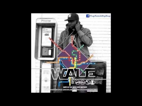 Клип Wale - I Think They Crazy