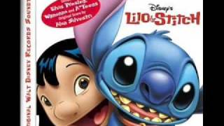 Lilo and Stitch- He Mele No Lilo (w/ lyrics)