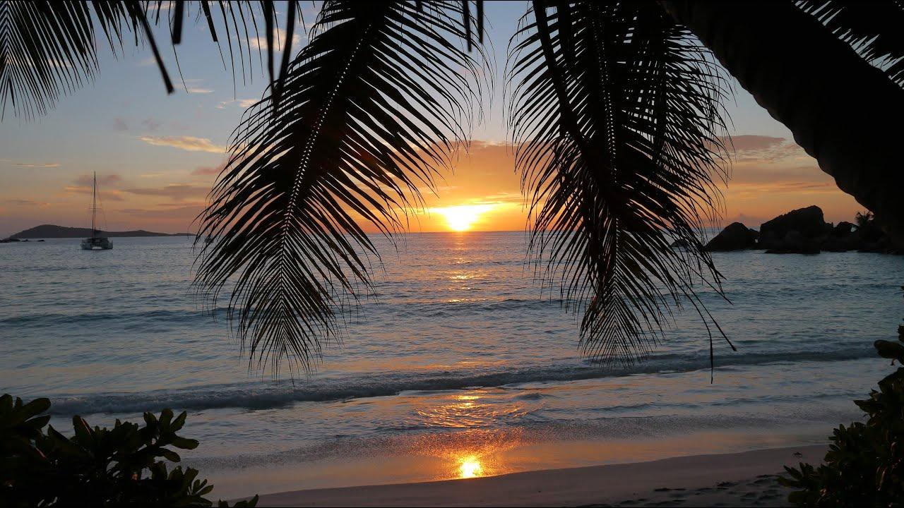 Seychelles lever et coucher du soleil youtube - Lever et coucher du soleil est ouest ...