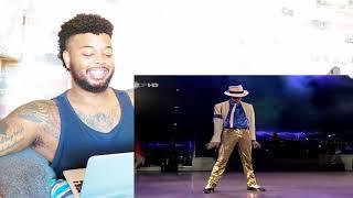 MICHAEL JACKSON'S BEST DANCE BREAKS | Reaction