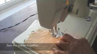 How to do a Raggedy Doll