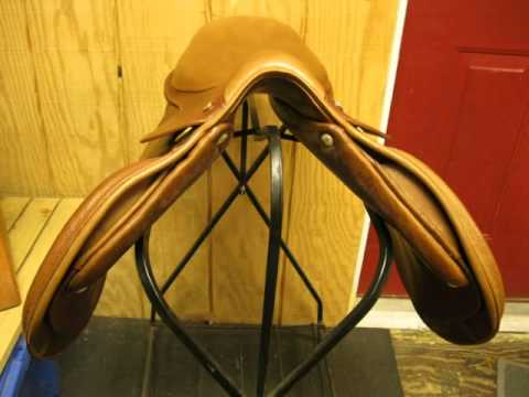 Used Saddle For Sale- Philippe Fontaine Taylor 18