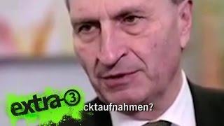 Der Kommissar – Ein Lied für Günther Oettinger