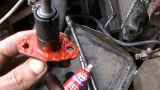 Как определить стук цепи в двигателе ВАЗ классика