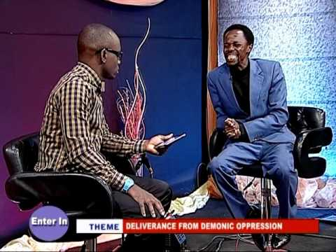 Yellow Dove Antonio Chats With Bishop Billy Mfula On Deliverance From Demonic Opression.