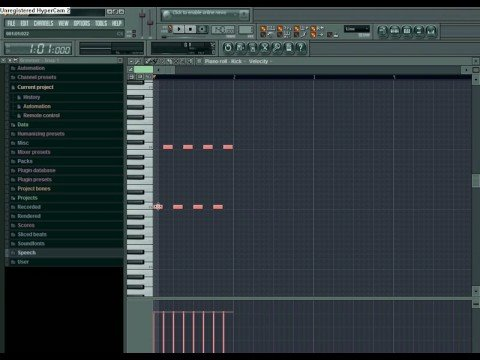 fl studio how to copy and paste