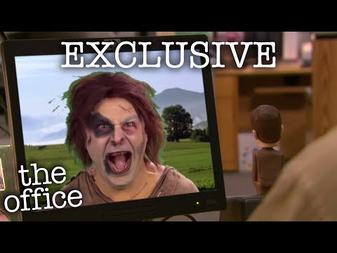 Jim Scares Dwight Prank (EXCLUSIVE DELETED SCENES)   - The Office US