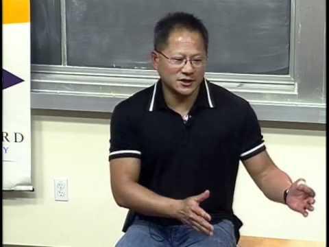 Jen-Hsun Huang - Stanford student and Entrepreneur
