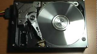 Crashed Western Digital HDD