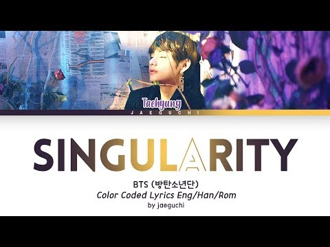 Клип BTS - Intro: Singularity