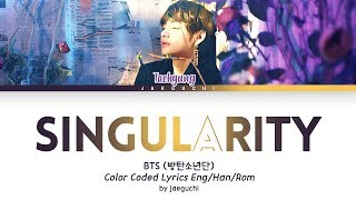 BTS V - 'Intro: Singularity' [Han|Rom|Eng lyrics] Mp3