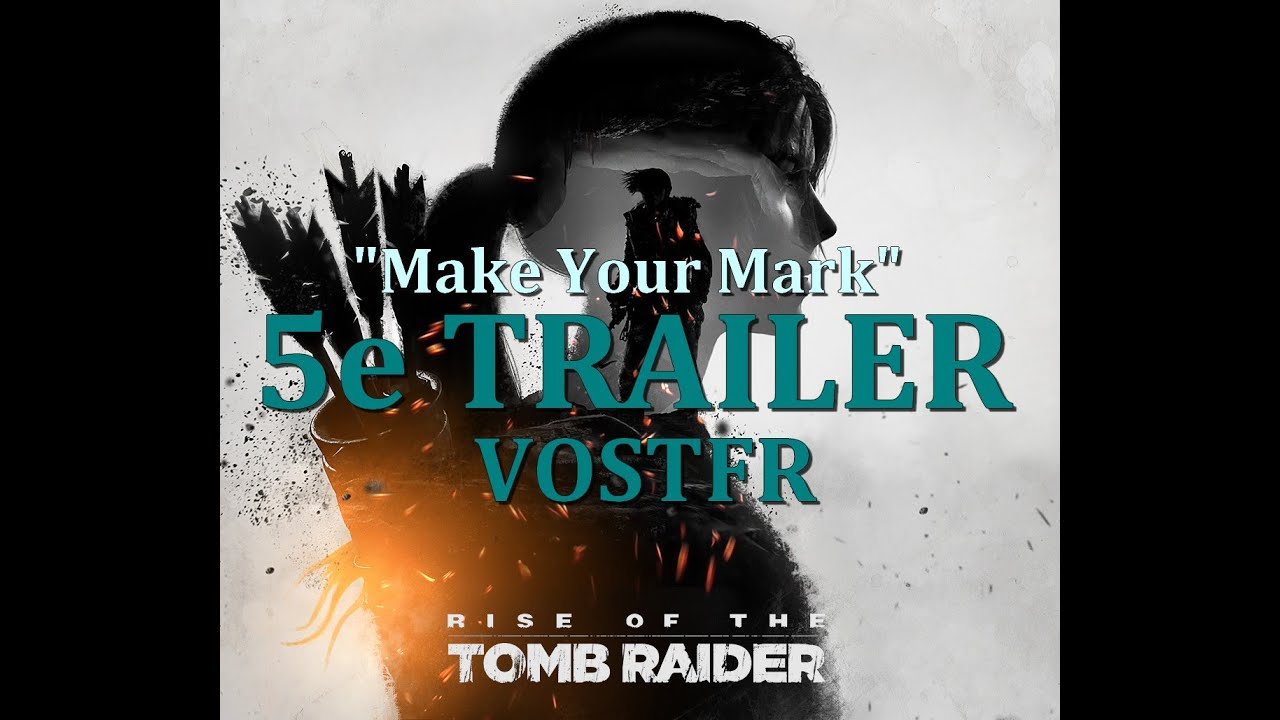 Tomb Raider Definitive Edition For Xbox One And Ps4 4k Hd: Rise Of The Tomb Raider