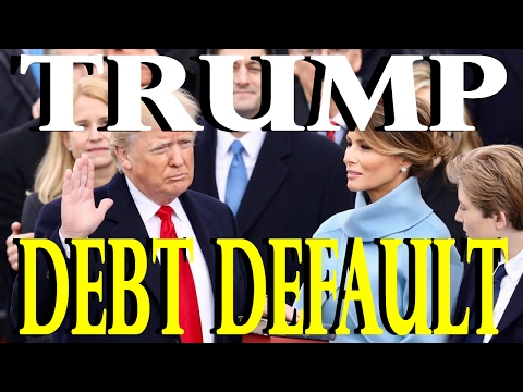 TRUMP SHOULD DEFAULT ON DEBT | Jeff Berwick