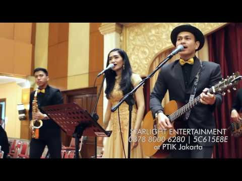 Malam Biru - Sandhy Sandoro (Cover by Starlight)