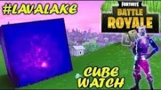 FORTNITE CUBE MOVING RIGHT NOW?! -🔥 LOOT LAKE EVENT COUNTDOWN🔥!!! FREE SKINS OUT TONIGHT!!