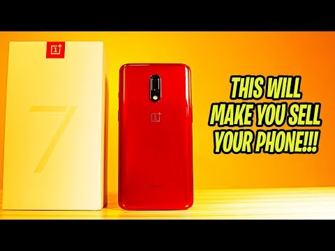 OnePlus 7 Review - THIS WILL MAKE YOU REGRET BUYING THAT PHONE