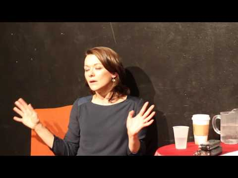 Maribeth Monroe talks about Obstacles in Comedy