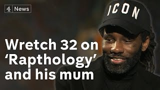 Wretch 32 on masculinity, relationships and the power of mums