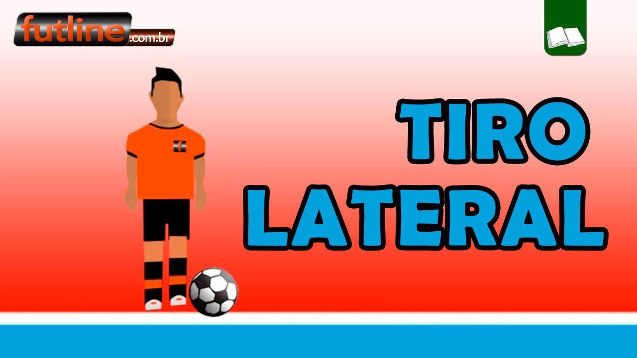 Futsal e suas Regras - Tiro Lateral - YouTube c1fc067da988d