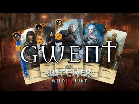 Gwent Build Monster Deck