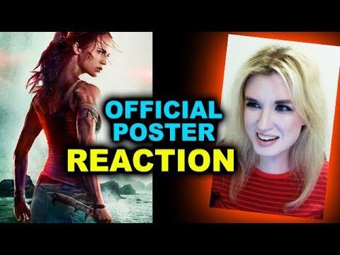 Tomb Raider 2018 REACTION