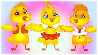 Весела дитяча пісня ЦІПОНЬКИ   українські пісні та музичні мультфільми - З любов'ю до дітей