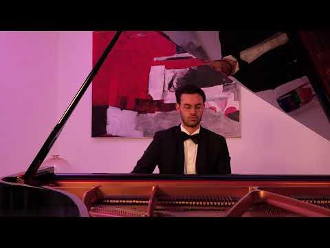 F. Liszt - Liebesträume No. 3, Alberto Tessarotto (Love Dream)