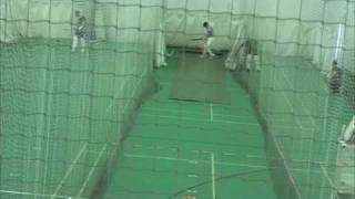 Kent's Last Indoor Training Session