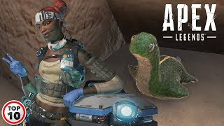 Easter Eggs You Missed In Apex Legends