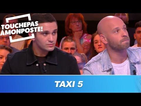 Taxi 5 : Franck Gastambide et Malik Bentalha racontent les coulisses