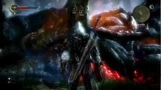 Witcher 2: Kayran Boss Battle, 1920x1080 High Spec Setting, 1080p